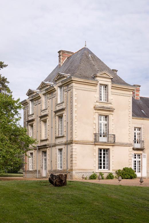 Aile gauche du Château de Cop Choux