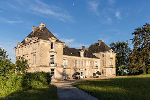Le chemin du Château de Cop Choux