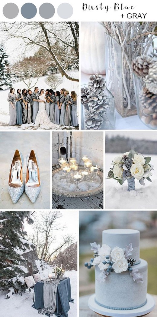 dusty-blue-and-gray-winter-wedding-colors