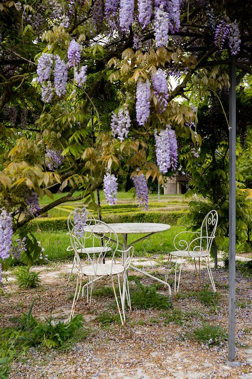 Table de jardin à Cop Choux